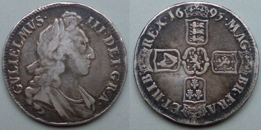 William III 1995 crown
