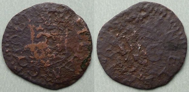 Ely, William Gotobed 1662 farthing token