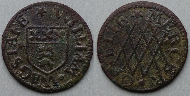 Ely, William Wagstafe farthing token