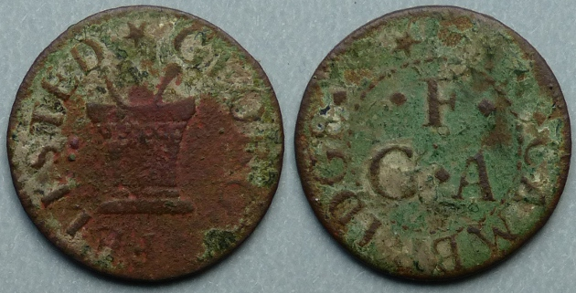 Cambridge, George Fellsted farthing N383