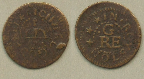 Royston, Richard Godfree farthing