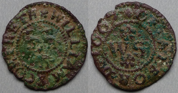 Alford, William Scortreth 1667 farthing