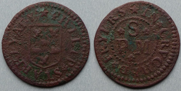 Crutched Friars (Mark Lane), Philip Starkey farthing