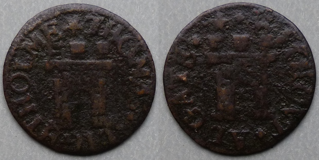 Aldgate Without, Thomas Slightholme farthing