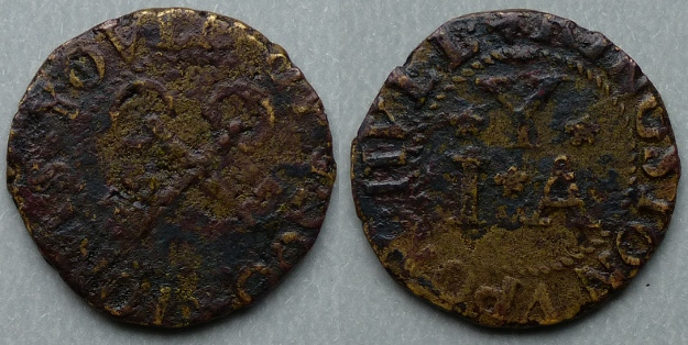 Kingston-upon-Hull, Jonas Youle 1666 farthing