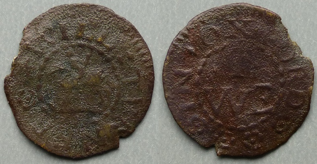 Oxford, Will Turner farthing token