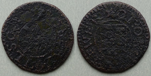 Oxford, Robert Wilson farthing token