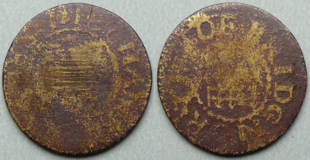 Bridgnorth, THE CHAMBERLAYNES farthing