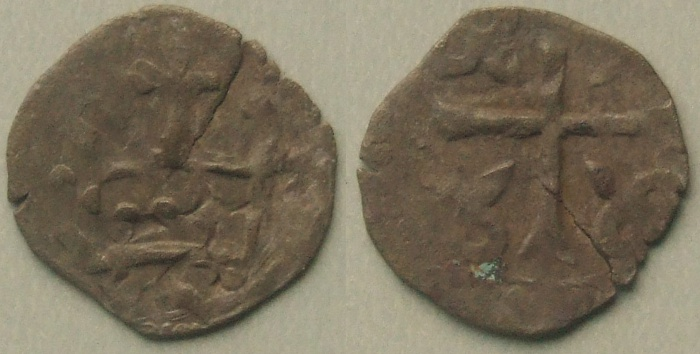 "Denmark Erik V ""Klipping"" civil war coinage 1259 - 86"