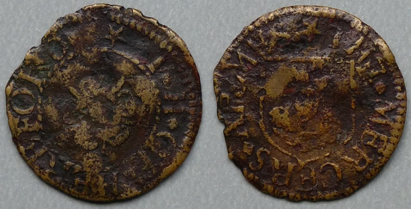 Hereford, I H farthing