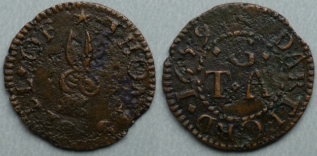 Dartford, Thomas Gill farthing token