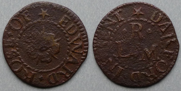 Dartford, Edward Rose farthing token