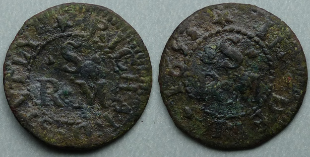 Deal, Richard Stutly 1653 farthing