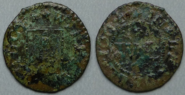 Bedale, William Lodge 1664 farthing